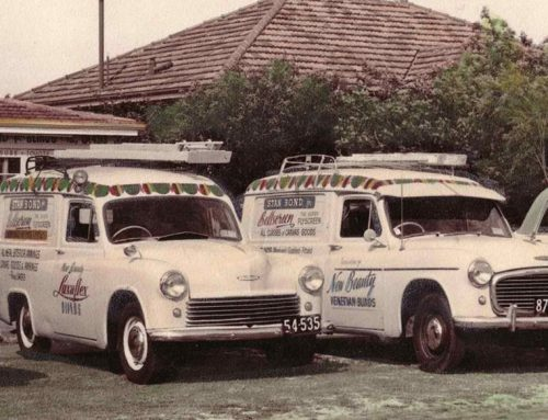 Did you know the history of Stan Bond Security Perth